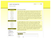 Template Easy yellow – thumbnail
