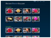Template Gallery Decent – thumbnail